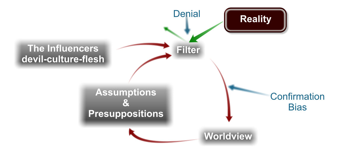 Interpretation of RealityConfirmationDenial